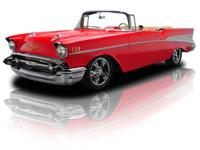 With 1957 Bel Air convertibles being six-figure
