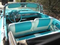 Classic 1957 Convertible. The most sought after colors,