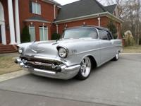 1957 Chevy Bel-Air Convertibles in the Country! This