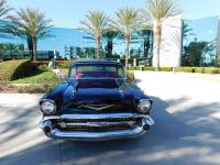 Up for sale is a gorgeous 1957 Chevy 210/BelAir Tribute