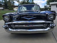1957 Chevrolet Bel Air/150/210  I replaced all the gold
