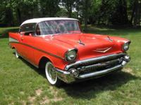 1957 Chevrolet Bel Air/150/210  This is an original ,