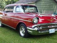 The 1957 Chevrolet is an American icon and one of the