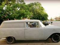 1957 Chevrolet CHEVY Sedan Delivery RARE FIND