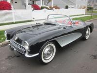 1957 Chevrolet Corvette 283 CU.IN283 H.P. RARE ONLY 379