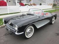 1957 Chevrolet Corvette 283 CU.IN283 H.P. RARE ONLY 379