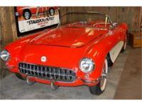 1957 Corvette Convertible Fuel injected !! 52,000