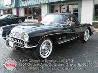 Low mile, NCRS Top Flight Award winning 1957 Corvette