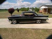 1957 Chevy Custom Hardtop. Call  Located in Mt Olive,