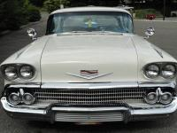 Year: 1958 Exterior Color: WhiteMake: Chevrolet