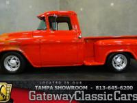 Stock #523-TPA 1957 Chevrolet P/U $31,995  Engine: 350