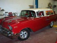 Year : 1957 Make : Chevrolet Model : Sedan Delivery