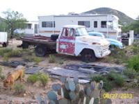 1957 model 3600 Chevy truck for sale by owner with