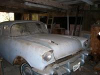 1957 Chevy, 210 - 4 Door - 6 Cylinder - 3 Speed