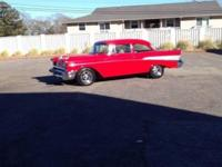 1957 chevy 210 belair,Has been off frame ,Everything on