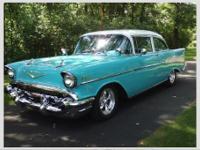 Appraised at $60K total frame-off restoration, 350 w/4