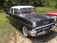 1957 Chevy Bel Air for sale (AL) - $28,000 '57 Bel Air