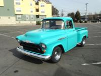 Hi there all. Selling a 1957 Chevy 3100 Pick Up. Great