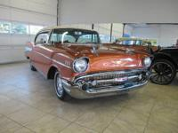 Up for sale is a beautiful Bel Air no post Sport Coupe.
