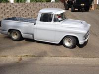 For Sale: 1957 Chevy Pickup Truck   Couple things