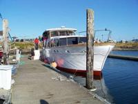 1957 Chris-Craft Constellation Please contact boat