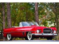 This 1957 Dual- Ghia Convertible . It is equipped with