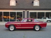 1957 Ferrari 250 GT low roof Boano S/N 0673 GT, Pinin