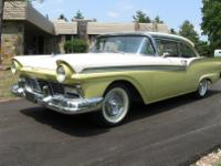 -Very nice rust free 1957 Ford, look no further.  -The