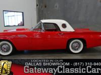 #36DFW Vehicle is located in the DFW Airport  1957 Ford
