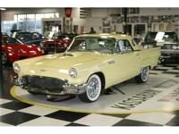 Very Nice, Clean 1957 Thunderbird Both Tops - One of