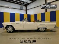 1957 Ford Thunderbird powered by a 302 CID V8 and