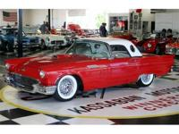 1957 Ford Thunderbird - Beatutiful 1957 Ford