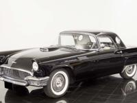 1957 Ford Thunderbird Convertible! The car is finished