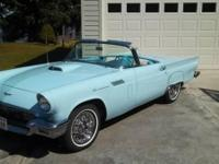 1957 Ford Thunderbird for sale (WI) - $49,999. '57 Ford