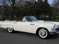 1957 FORD THUNDERBIRD312ci V8 MATCHING NUMBERSRARE