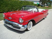 1957 Oldsmobile Eighty-Eight CONVERTIBLE EVERYTHING ON
