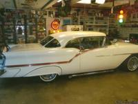 1957 Oldsmobile Super Rocket 88 , 2 door H.T. This