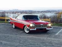 1957 Plymouth Fury -Real 57 Fury with 404 body tag and