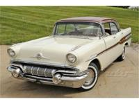 This 1957 Pontiac Star Chief Hard Top was treated to a