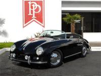 This is a Porsche, 356 for sale by Park Place Ltd. The