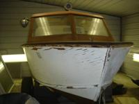 1957 tollycraft 16 foot runabout was original kootenai