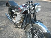 1957 BSA Gold Star.. Engine number DBD34 GS 2067, Frame