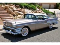 1958 Buick Century 66R  THE AGE OF FLIGHT WAS UPON US