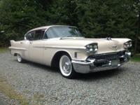 1958 Cadillac 62 Series 1 (PA) - $17,900 4 door. 2WD.