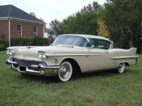 1958 Cadillac DeVille Coupe Beautifully Restored