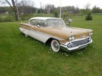 1958 Chevrolet Biscayne American Classic This superb