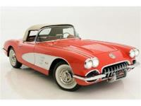 1958 CHEVROLET CORVETTE CONVERTIBLE EXOTIC CLASSICS IS