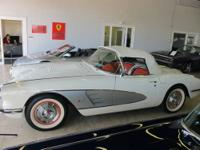 1958 Chevrolet Corvette convertible 63,xxx original