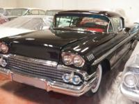 This 1958 Chevy Impala Hardtop Coupe is a welcomed