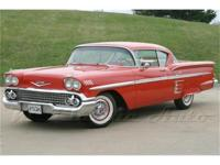 This is one of the finest 58 Chevy Impalas you will